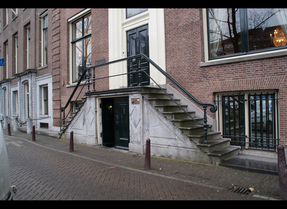 Herengracht 619 stoep (2017)