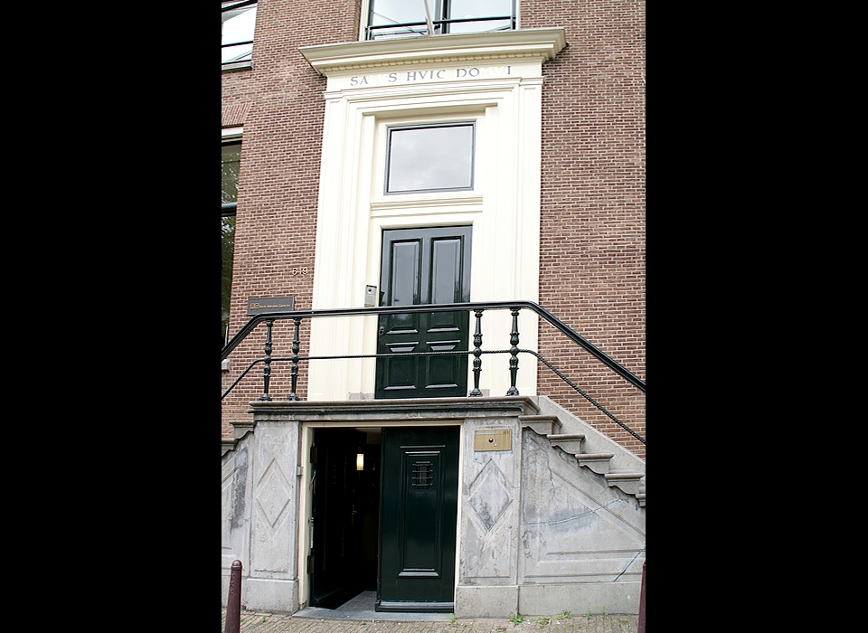 Herengracht 619 entree (2020)