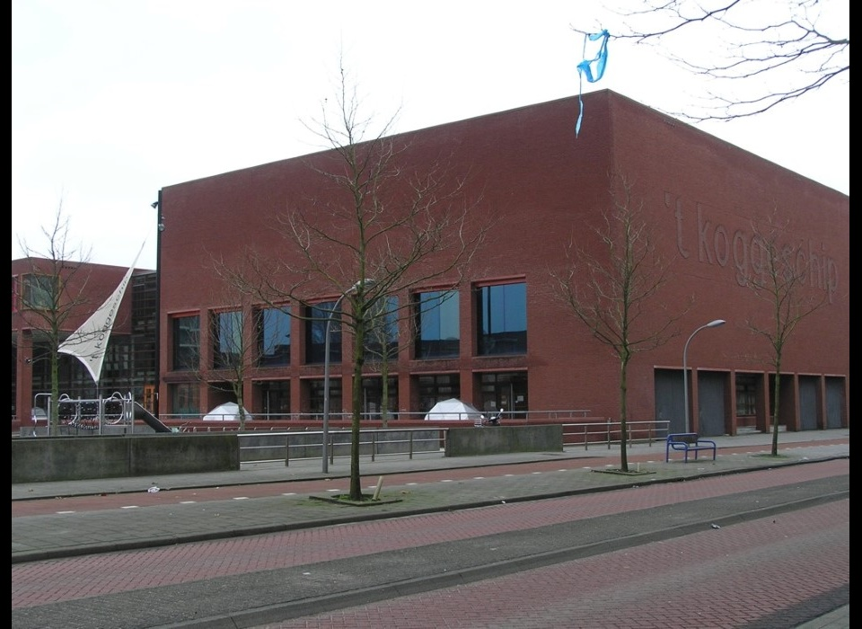 Abraham Kuyperstraat 2 School 't Koggeschip